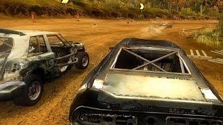 FLATOUT 2 - Destruição de Carros! Gameplay Sugerido pelos Inscritos!