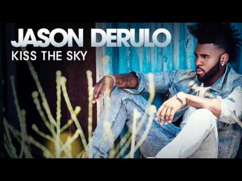 Jason Derulo- Kiss the Sky (Audio)