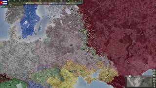 Hearts of Iron 3: Operation Barbarossa successful in 3 months