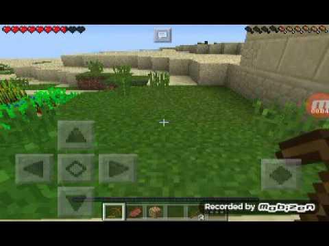 Minecraft Pe,,, Sobrevivencia na...