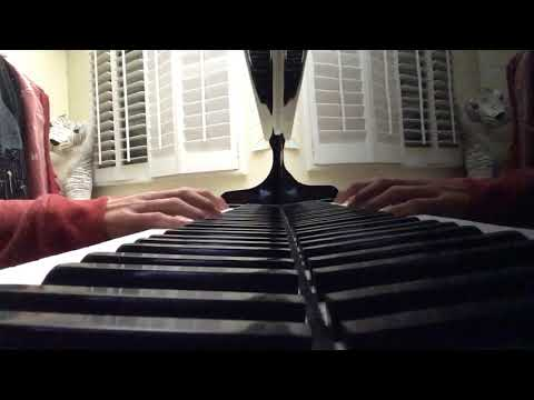 AJR Sober Up (cover) - Piano