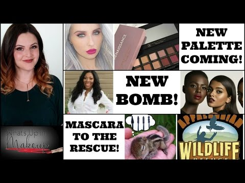 What's Up In Makeup - Makeup NEWS - Week of March 19, 2017 | Jen Luvs Reviews