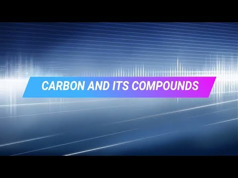 Carbon and its compounds: Soaps & Detergents