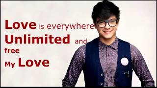 Unlimited and Free by Daniel Padilla