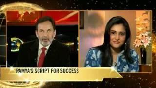 Ramya's script for success