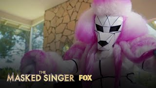 The Clues: Poodle | Season 1 Ep. 4 | THE MASKED SINGER