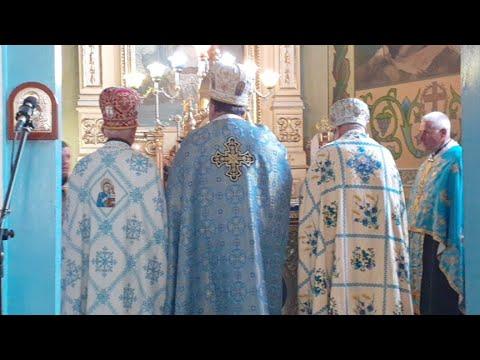 Телеканал Броди online: Успіння Пресвятої Богородиці. Храмовий празник. Наживо (ТК