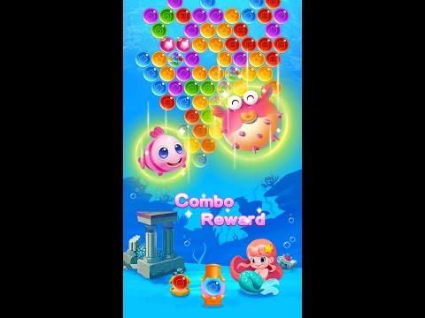Bubble Fish - Tap Run - Kids Fun Game