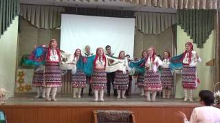 марийские свадебные частушки  д.Очаково Волжского района-ансамбль