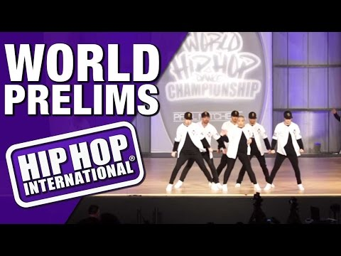The Royal Family - New Zealand (Silver Medalist MegaCrew Division) @ HHI's 2015 World Prelims