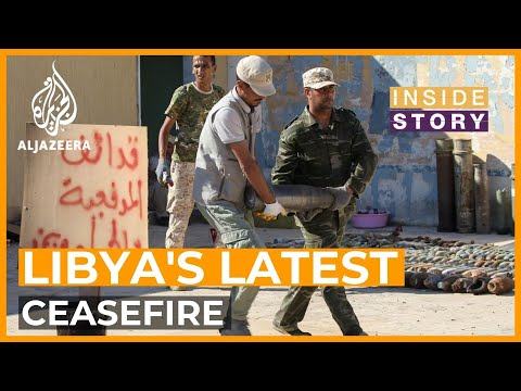 Will Libya's latest ceasefire bring peace? | Inside Story