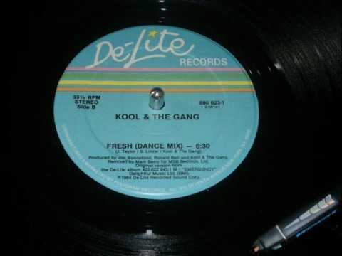 Kool & The Gang, Fresh (Original Dance Mix 1984) Full HD !
