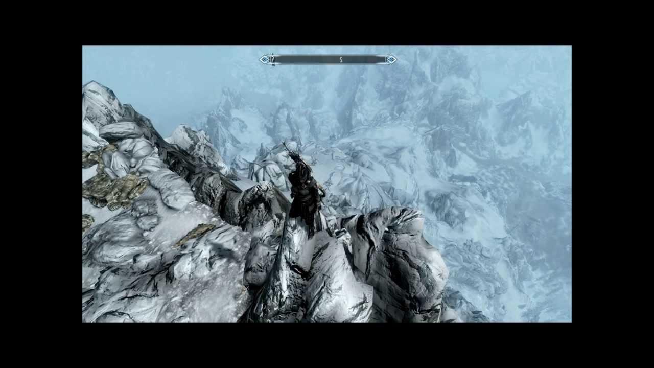 The Elder Scrolls V:Skyrim Fight Aduin✘xXS_XCz Part 1