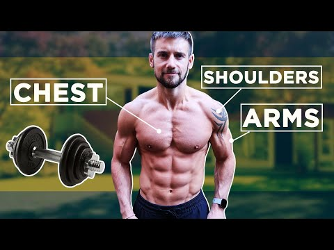 Muscle Pump Madness Chest Triceps Destruction Workout