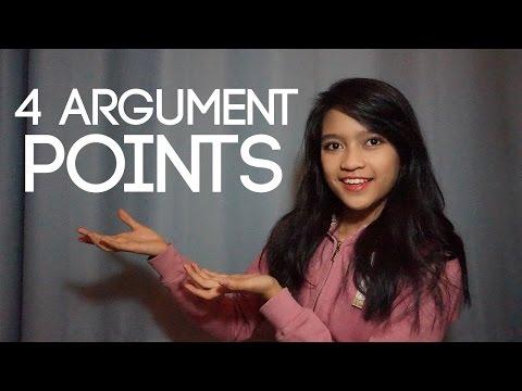 ARGUMENT POINTS - Episode 2