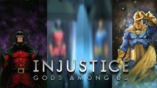 Dr. Fate & Dr. Midnight Playable? Injustice Gods Among Us