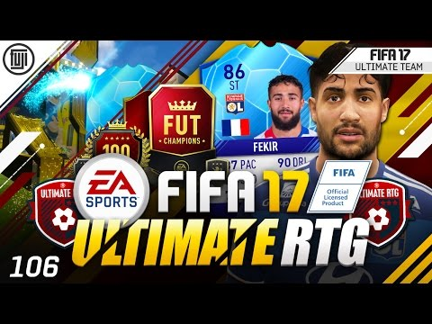 FIFA 17 ULTIMATE ROAD TO GLORY! #106 - ETOTT WALKOUT!!!!
