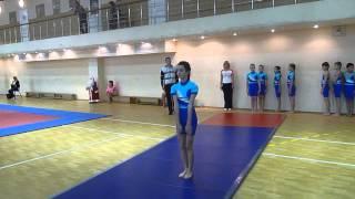 видео: Бронзовые призёры первенства Москвы по гимнастике ГБОУ СОШ №904 Акробатические упражнения