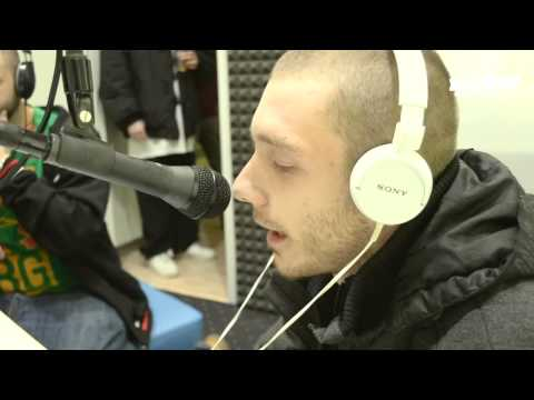 Tibor (Represija Team) Freestyle @ Blackout Radio Zagreb