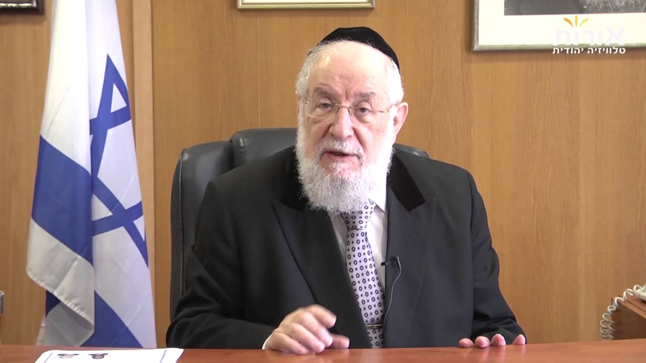 Who needs commandments that you can not understand? Rabbi Lau on Parashat Chukat