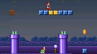 Super Mario Forever: World 3 Gameplay