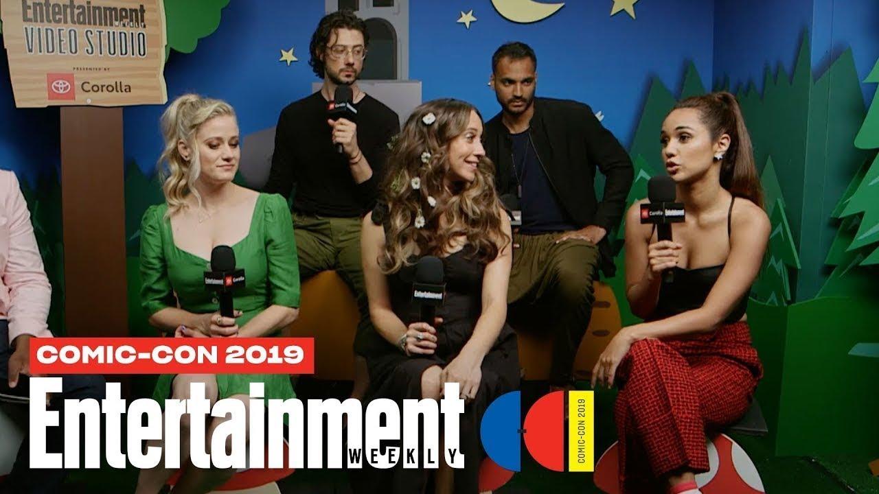 'The Magicians' Cast Joins Us LIVE | SDCC 2019