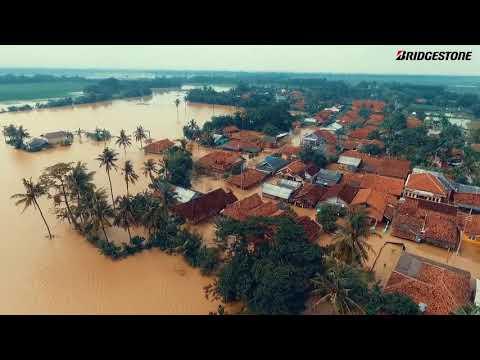 Banjir Februari 2018 di Karawang