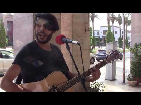 Sayaf Hossini Plays & Sings In Rabat, Morocco!