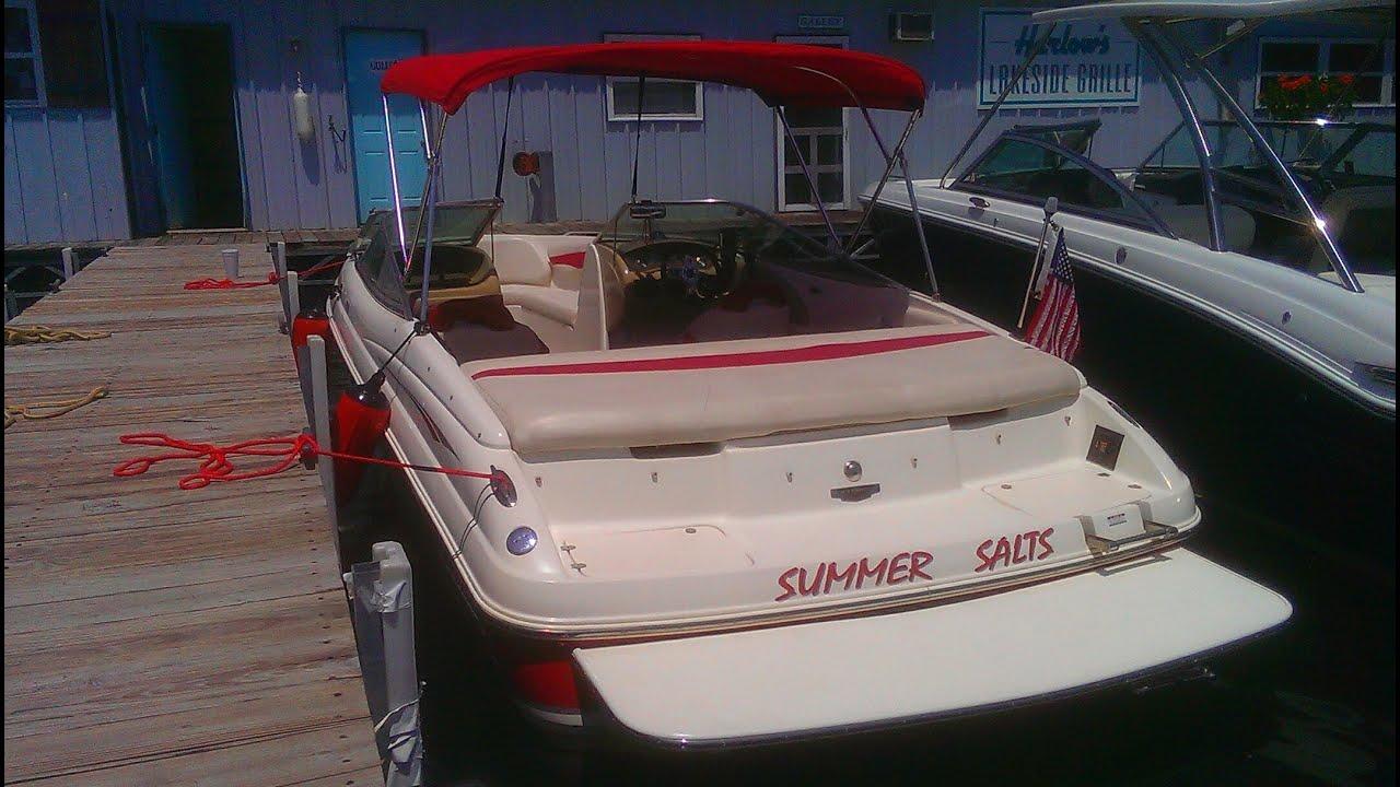 Hooked on Boating DIY / Extended Swimplatform