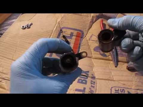 Cheap fix - Oil control valve cleaning, Lexus/Toyota