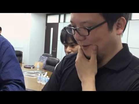 Hidetaka Miyazaki Watches Twitch Plays Dark Souls