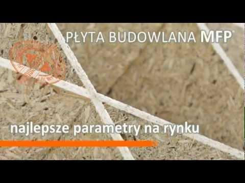 Płyta Budowlana MFP ® - Podłoga