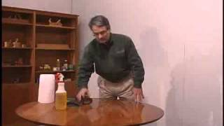 Cleaning Solid Wood Furniture With Scott Jordan