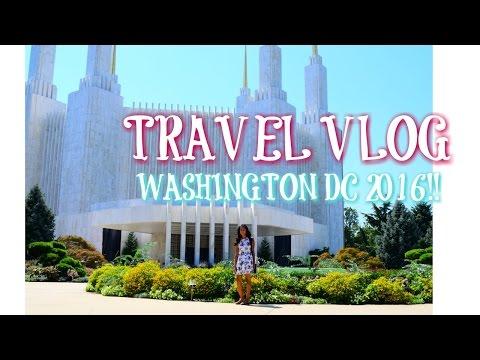 Travel Vlog | Washington DC - Part 2!!