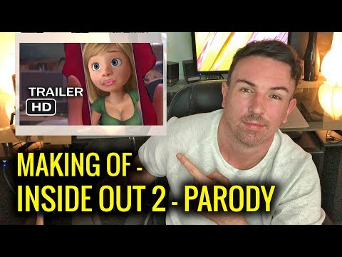 Making The Trailer - Inside Out 2 - Episode 5