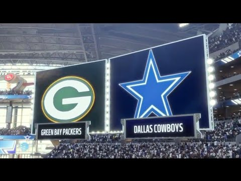 LIVE STREAM Reaction - 2017 GAME 5: Green Bay Packers @ DALLAS COWBOYS!!!