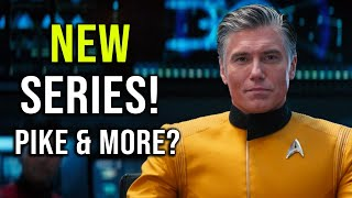 NEW STAR TREK SERIES in Development - Star Trek News