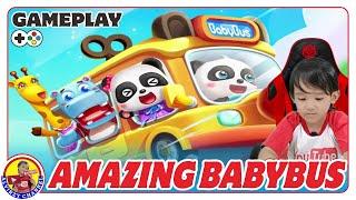 AMAZING BABYBUS gameplay with ALVIRZY | Babybus Bahasa Indonesia
