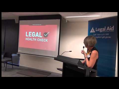 Legal help – who needs it? Connecting your clients to the right services – Chapter 2