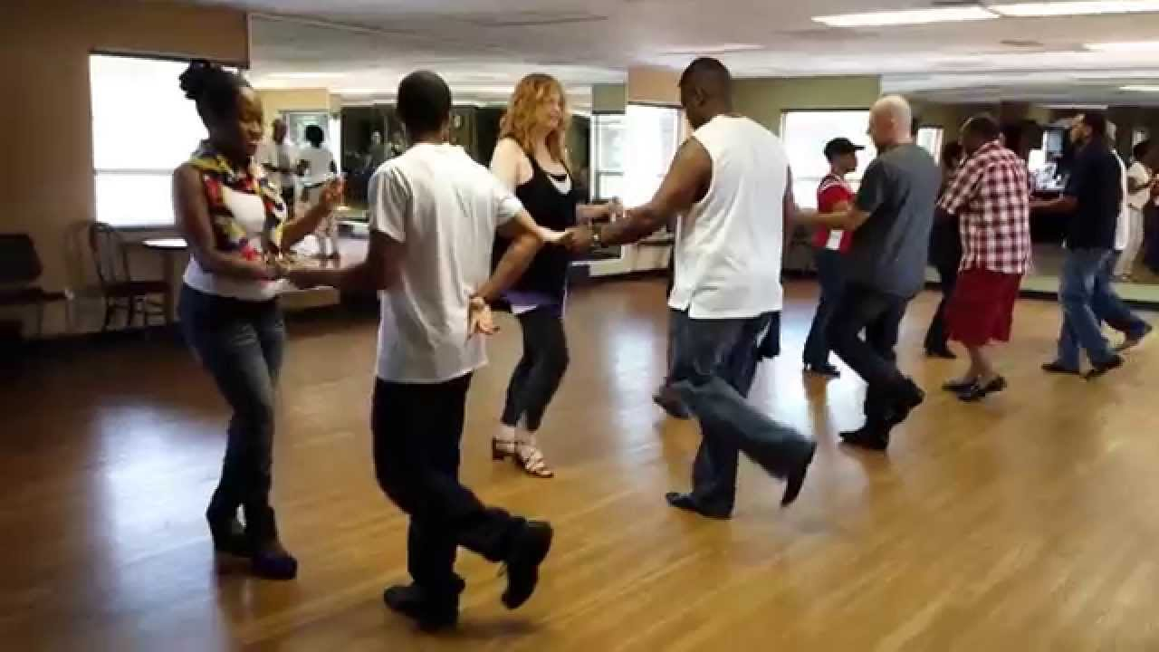 Chicago Style Steppin Class In Kansas City Basic Turns