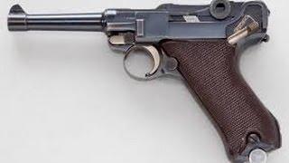 Люгер - история оружия