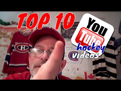 Top 10 YouTube videos NHL hockey fans should see