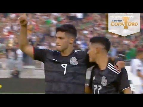 Gol de Raúl Jiménez | México 2 - 0 Cuba | Copa Oro | Televisa Deportes