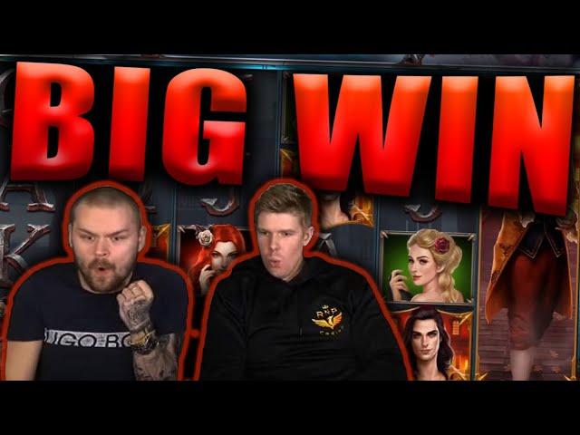 BIG WIN on WILD BLOOD 2 - Casino Slots Big Wins