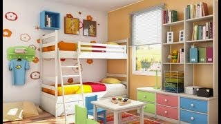 Small Bedroom Design Ideas For Your Kids