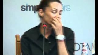 """Кинотавр 2011: """"Огни притона"""" пресс-конференция по фильму"""