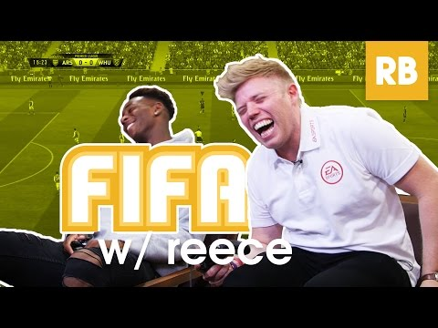 Reece Oxford Is NOT Happy About His FIFA rating!!