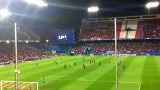 Atletico Madrid - Galatasaray 2015.11.25. 2-0 - Griezmann goal