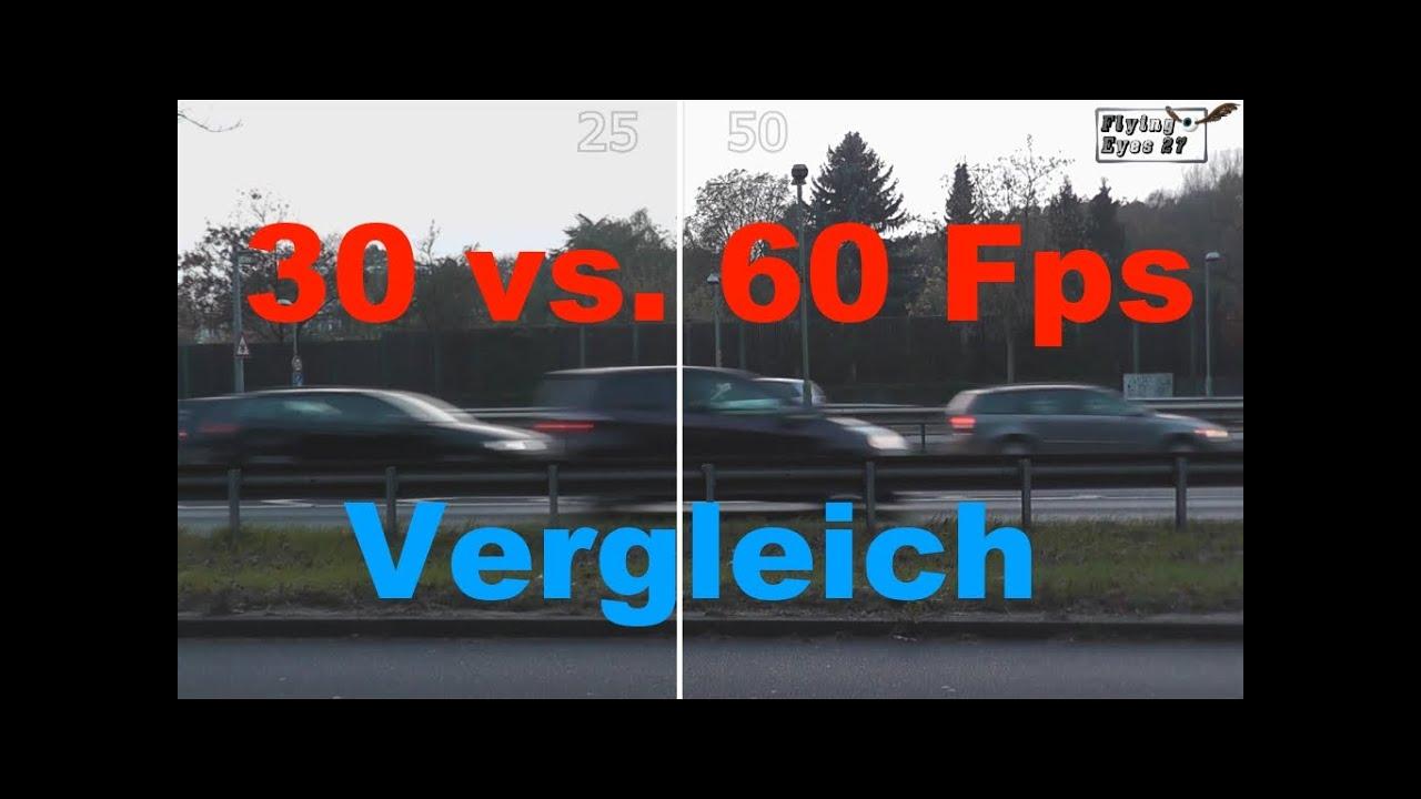 Ungewöhnlich 24 Bilder Pro Sekunde Vs 30 Ideen - Benutzerdefinierte ...