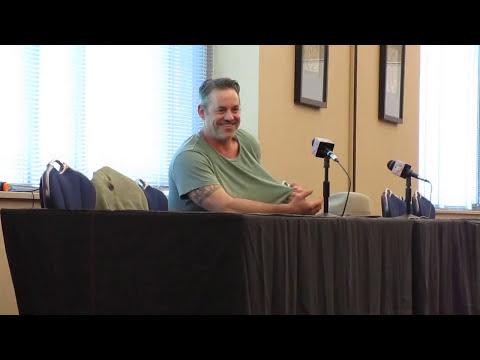 Nicholas Brendon, Q&A Panel Sci-Fi Valley Con. June 11, 2017 (Buffy The Vampire Slayer)